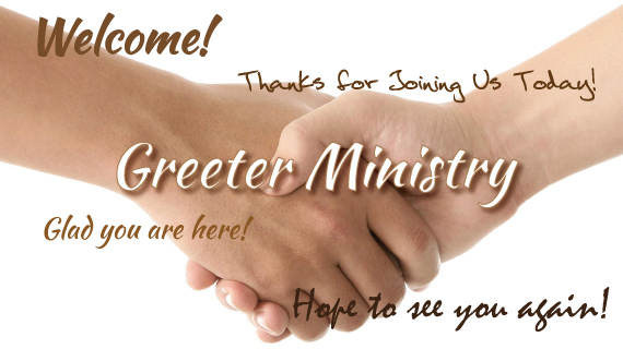 greeter ministry1